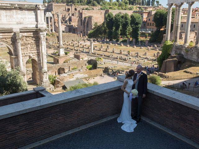 Il matrimonio di Stefano e Vincenza a Roma, Roma 14