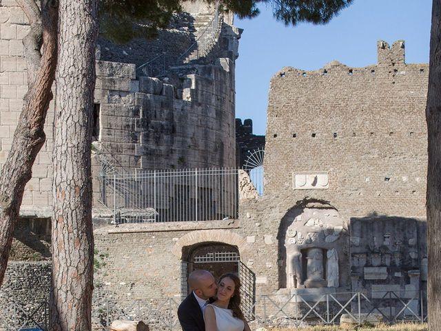Il matrimonio di Stefano e Vincenza a Roma, Roma 16