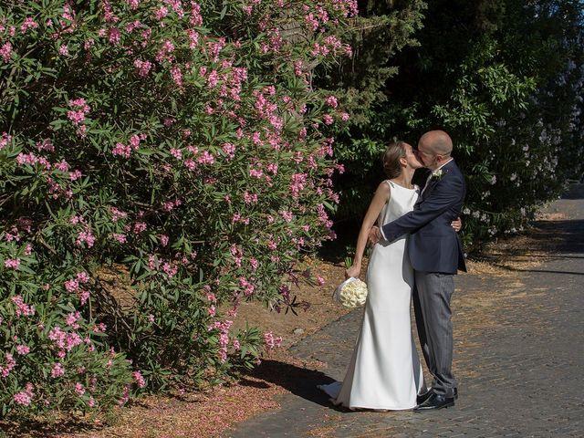Il matrimonio di Stefano e Vincenza a Roma, Roma 18