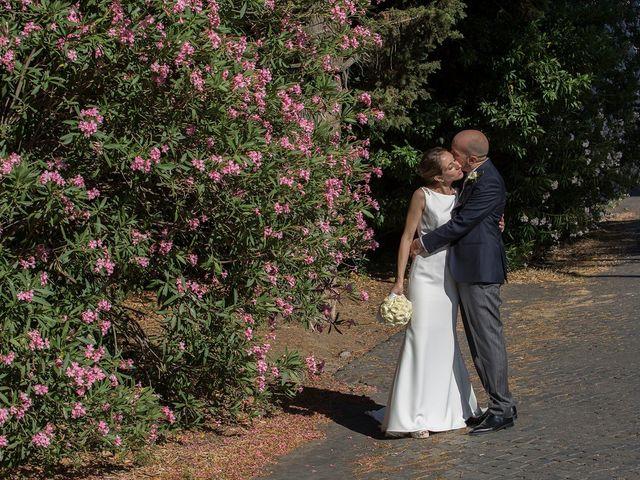 Il matrimonio di Stefano e Vincenza a Roma, Roma 19