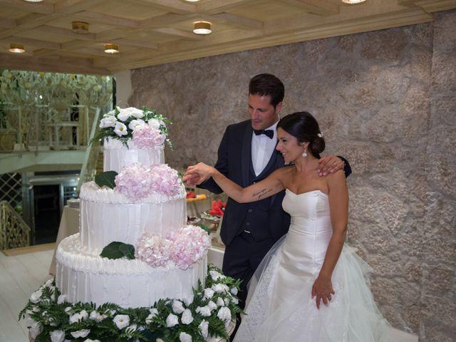 Le nozze di Roberta e Marco
