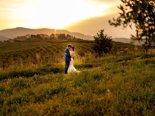 Il matrimonio di Mariano e Marina a Prato, Prato 35