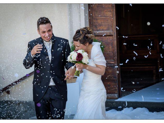 le nozze di Davide e Sonia