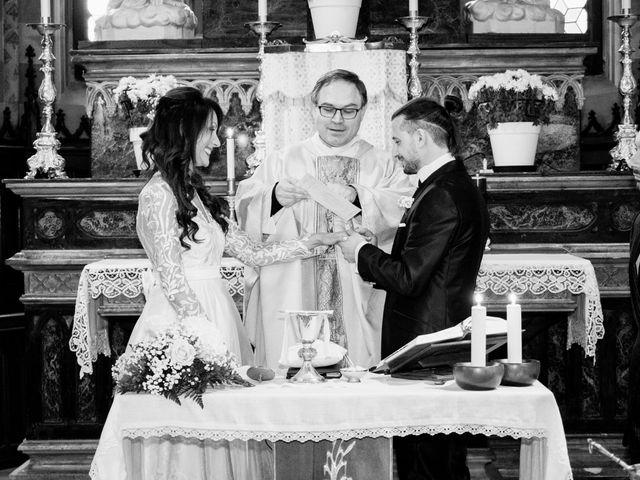 Il matrimonio di Lorenzo e Emanuela a Pizzale, Pavia 37