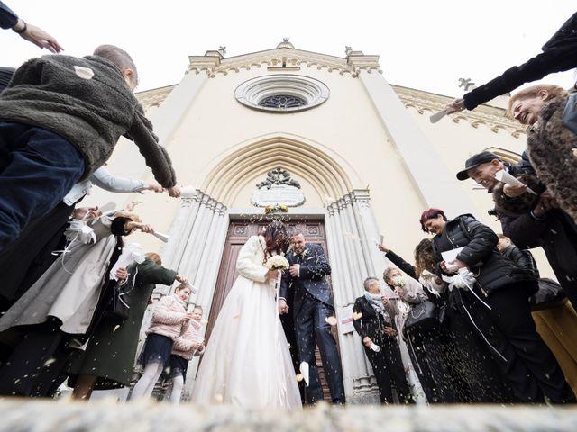 Il matrimonio di Lorenzo e Emanuela a Pizzale, Pavia 43