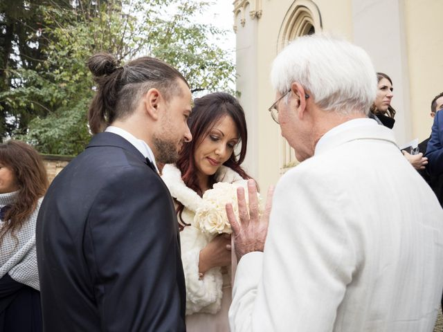 Il matrimonio di Lorenzo e Emanuela a Pizzale, Pavia 45