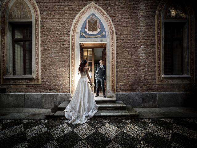 Il matrimonio di Lorenzo e Emanuela a Pizzale, Pavia 1
