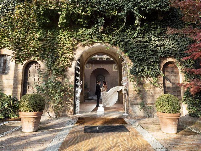 Il matrimonio di Lorenzo e Emanuela a Pizzale, Pavia 59
