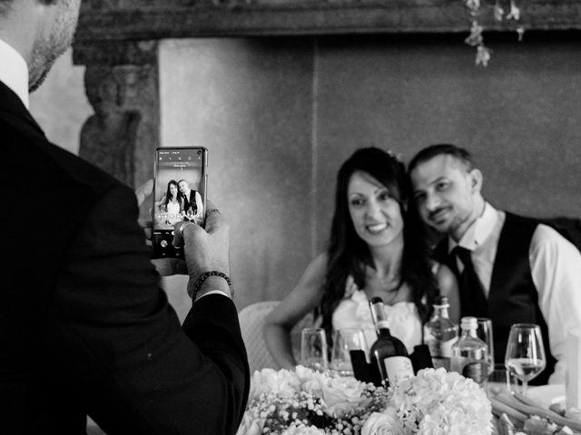Il matrimonio di Lorenzo e Emanuela a Pizzale, Pavia 63