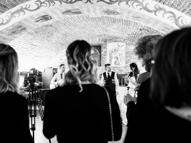 Il matrimonio di Lorenzo e Emanuela a Pizzale, Pavia 70