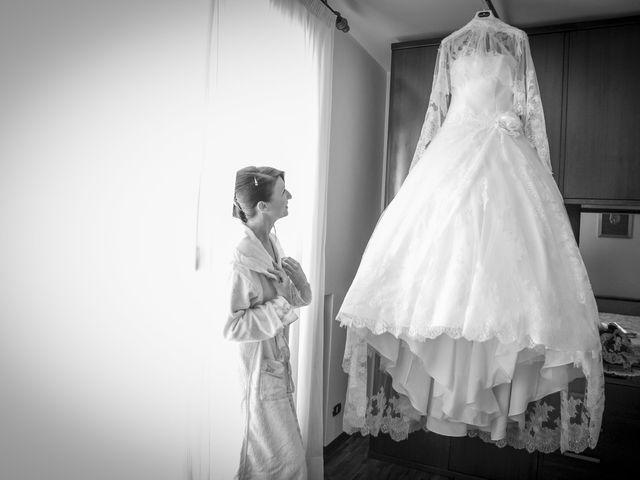 Il matrimonio di Alessandro e Manuela a Camposampiero, Padova 4