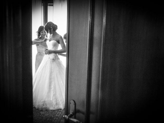 Il matrimonio di Alessandro e Manuela a Camposampiero, Padova 5