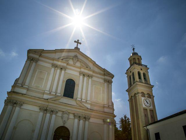 Il matrimonio di Alessandro e Manuela a Camposampiero, Padova 7