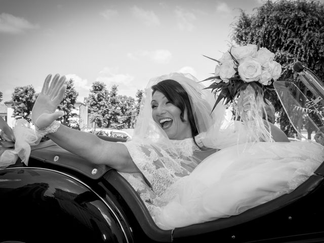 Il matrimonio di Alessandro e Manuela a Camposampiero, Padova 9