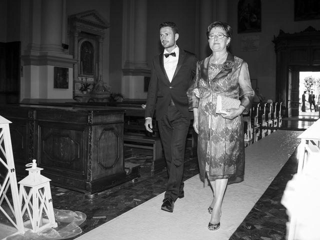 Il matrimonio di Alessandro e Manuela a Camposampiero, Padova 11