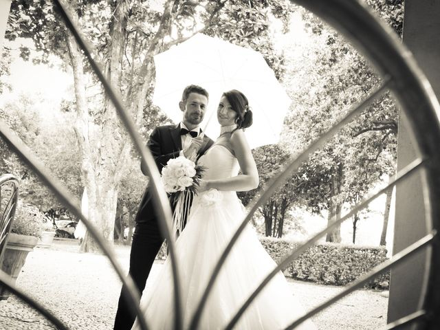 Il matrimonio di Alessandro e Manuela a Camposampiero, Padova 19