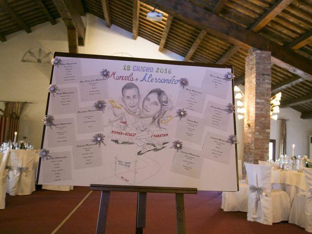 Il matrimonio di Alessandro e Manuela a Camposampiero, Padova 26