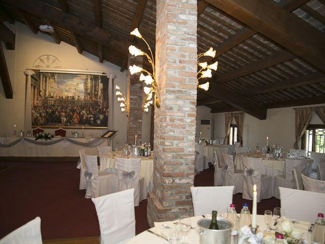 Il matrimonio di Alessandro e Manuela a Camposampiero, Padova 28