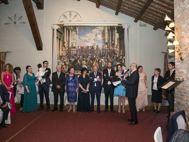 Il matrimonio di Alessandro e Manuela a Camposampiero, Padova 30