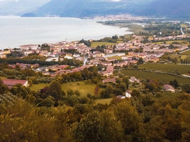 Il matrimonio di Alessandra e Daniele a Iseo, Brescia 6