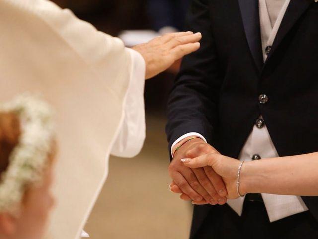 Il matrimonio di Alessandra e Daniele a Iseo, Brescia 11