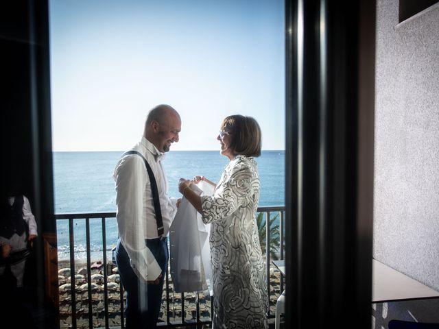 Il matrimonio di Barbara e Fabrizio a Savona, Savona 5