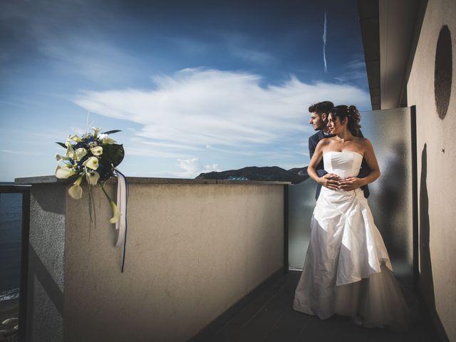 Il matrimonio di Barbara e Fabrizio a Savona, Savona 9