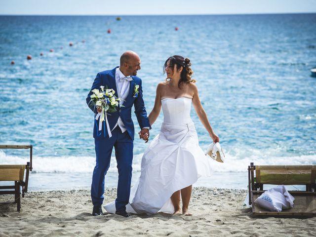 Il matrimonio di Barbara e Fabrizio a Savona, Savona 15