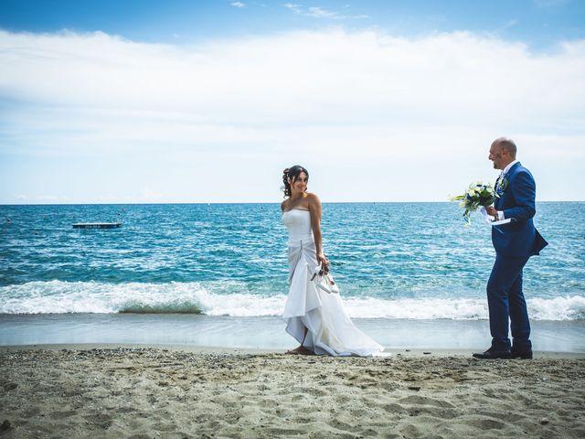 Il matrimonio di Barbara e Fabrizio a Savona, Savona 17