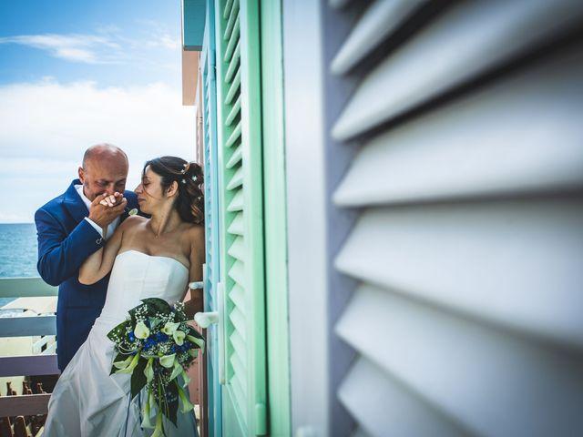 Il matrimonio di Barbara e Fabrizio a Savona, Savona 19