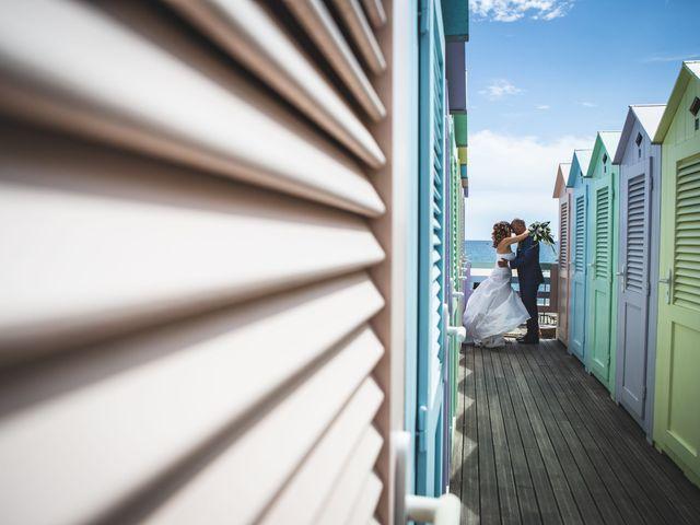 Le nozze di Fabrizio e Barbara