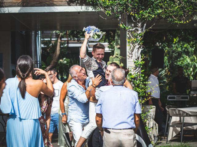 Il matrimonio di Barbara e Fabrizio a Savona, Savona 23