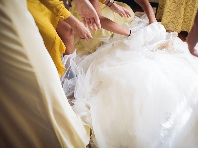 Il matrimonio di Patrick e Elena a Negrar, Verona 37