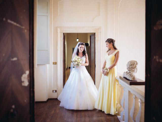 Il matrimonio di Patrick e Elena a Negrar, Verona 45