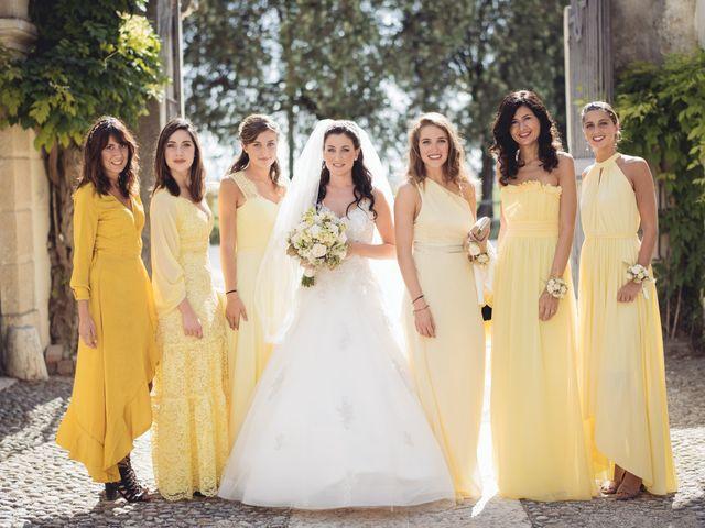 Il matrimonio di Patrick e Elena a Negrar, Verona 51
