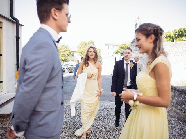 Il matrimonio di Patrick e Elena a Negrar, Verona 57