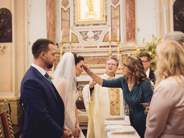 Il matrimonio di Patrick e Elena a Negrar, Verona 69