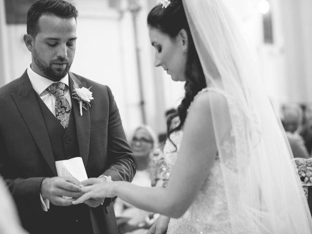 Il matrimonio di Patrick e Elena a Negrar, Verona 78