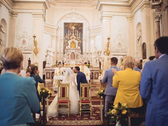 Il matrimonio di Patrick e Elena a Negrar, Verona 91