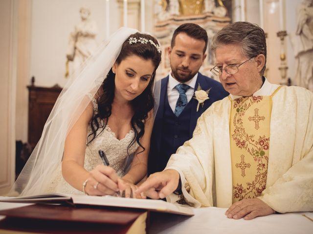 Il matrimonio di Patrick e Elena a Negrar, Verona 92
