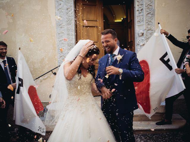 Il matrimonio di Patrick e Elena a Negrar, Verona 95