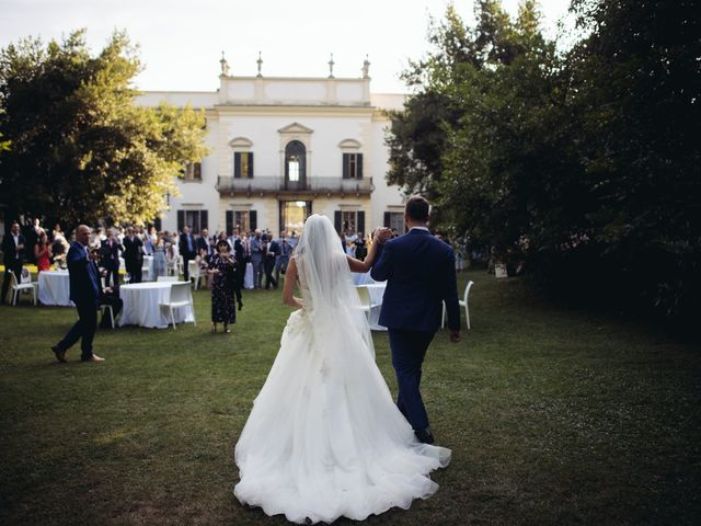 Il matrimonio di Patrick e Elena a Negrar, Verona 105