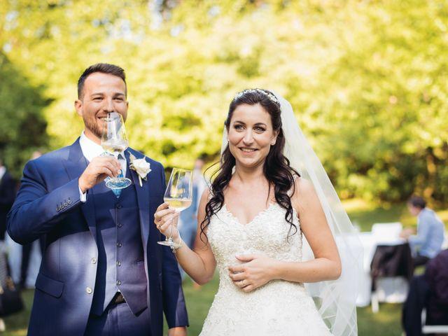 Il matrimonio di Patrick e Elena a Negrar, Verona 107