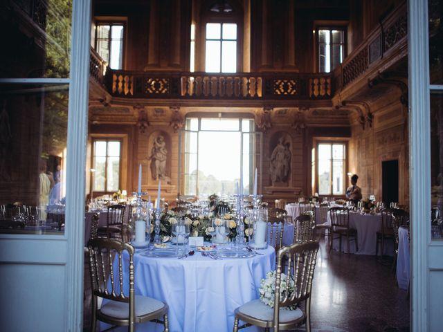 Il matrimonio di Patrick e Elena a Negrar, Verona 112