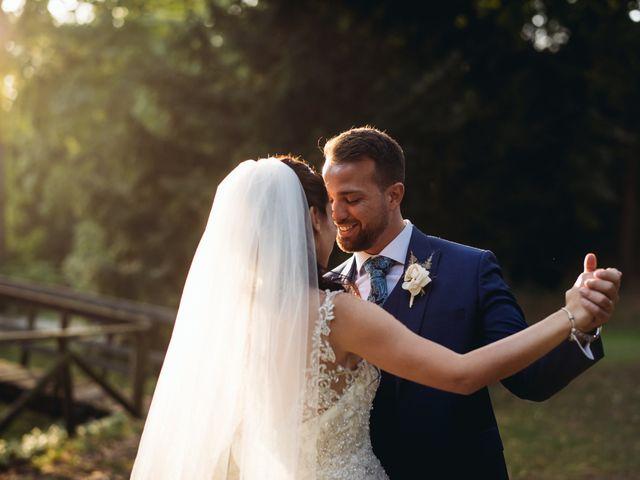 Il matrimonio di Patrick e Elena a Negrar, Verona 1