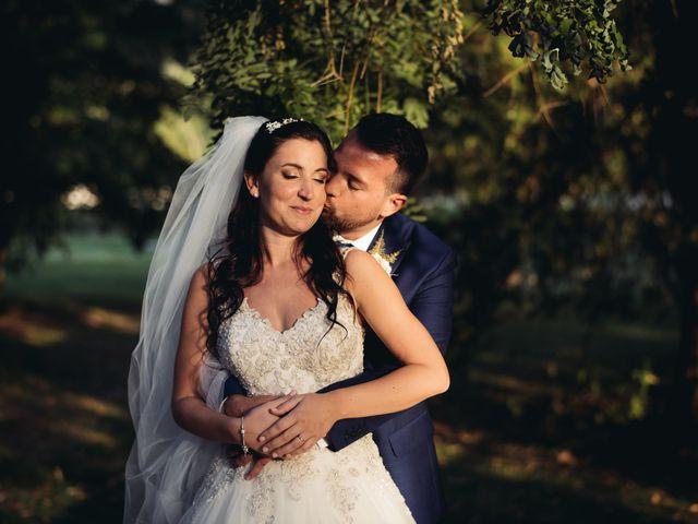 Il matrimonio di Patrick e Elena a Negrar, Verona 2