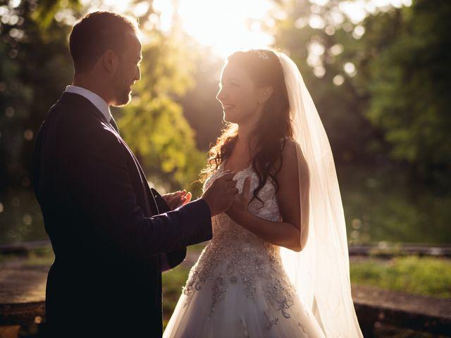 Il matrimonio di Patrick e Elena a Negrar, Verona 121
