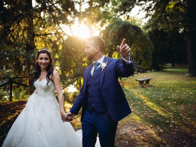 Il matrimonio di Patrick e Elena a Negrar, Verona 125