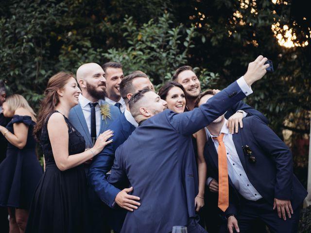 Il matrimonio di Patrick e Elena a Negrar, Verona 134