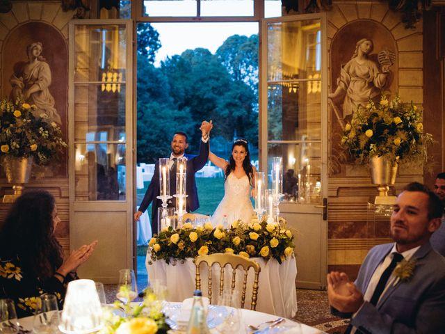 Il matrimonio di Patrick e Elena a Negrar, Verona 142